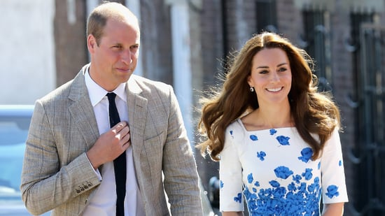 Kate Middleton Wows in a Floral Dress at a Charity Event With Prince William: Pictures!