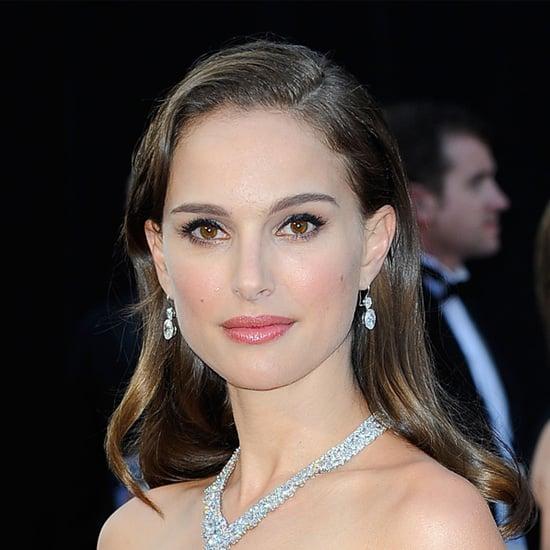 Natalie Portman: Oscars Beauty Look For 2012