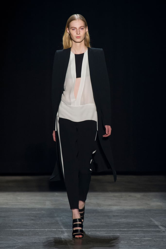 Narciso Rodriguez Spring 2013 Pictures Popsugar Fashion