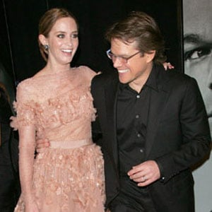 The Adjustment Bureau's Matt Damon and Emily Blunt on Romance, Their Spouses, and the Movie 2011-03-02 12:30:09