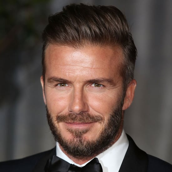 How to Get David Beckham's Hair Style