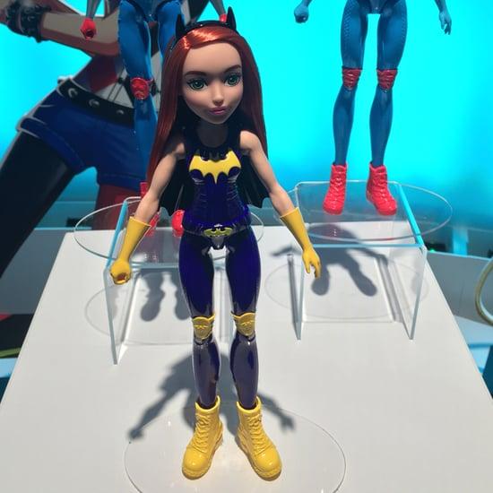 Mattel Launches DC Superhero Girls