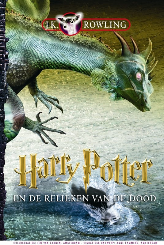 Harry Potter and the Deathly Hallows, The Netherlands
