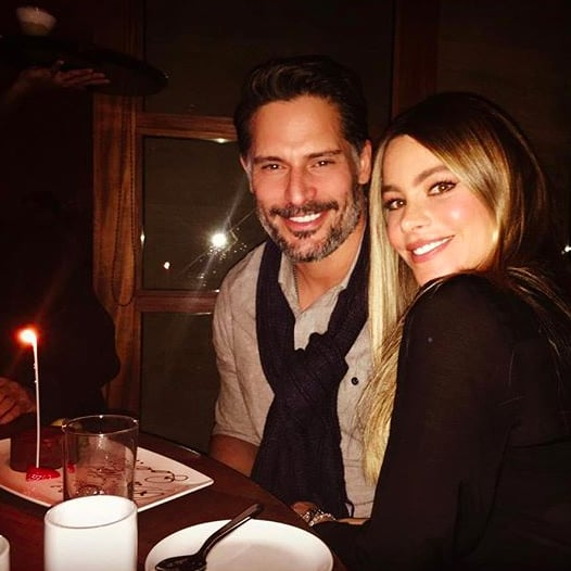 Sofia Vergara Celebrates Joe Manganiello's 39th Birthday