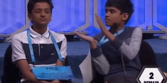 The National Spelling Bee Was Actually Pretty L-I-T