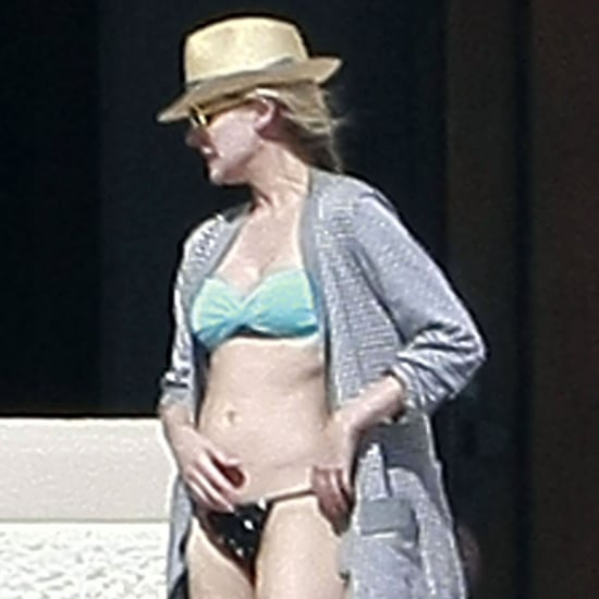Diane Kruger Bikini Pictures in Mexico With Joshua Jackson