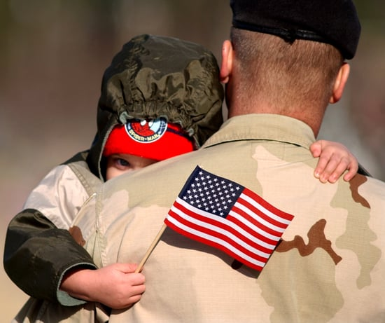 The Tiniest Soldiers: Kids Staying Strong While Parents Serve