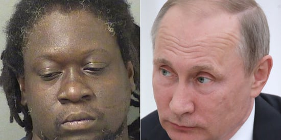 Vladimir Putin, Florida Man, Arrested For Trespassing At Supermarket