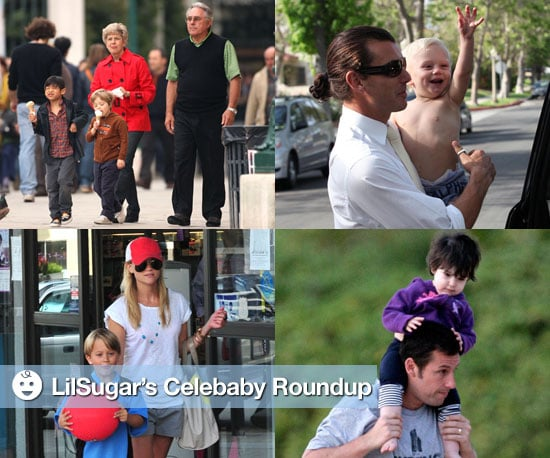 Pictures of Celebrity Babies 2010-04-19 17:00:00