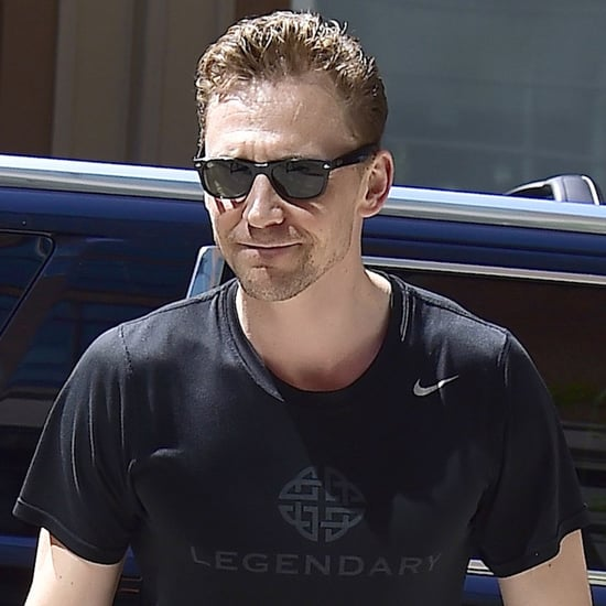 Tom Hiddleston Out in NYC June 2016