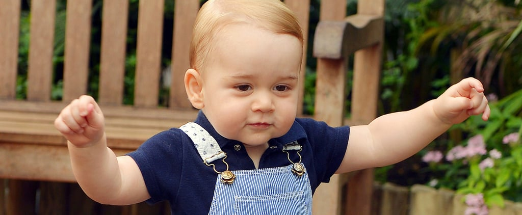 Royal Report: Will and Kate Ready Prince George For a Major Change