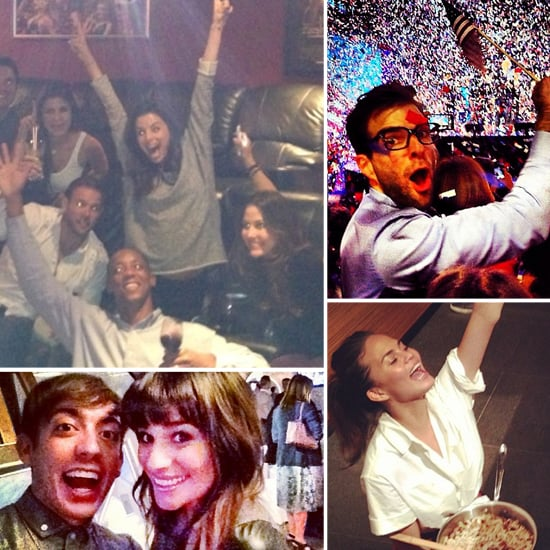 President Obama Re-Elected —See How the Stars Celebrated!