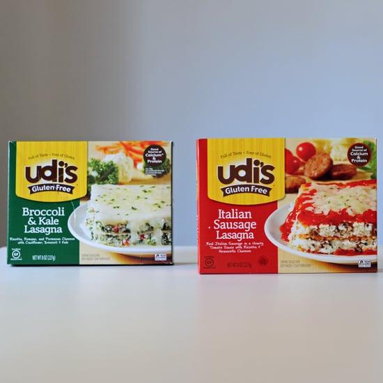 An Italian Classic Gone Gluten-Free: Udi's New Frozen Lasagna