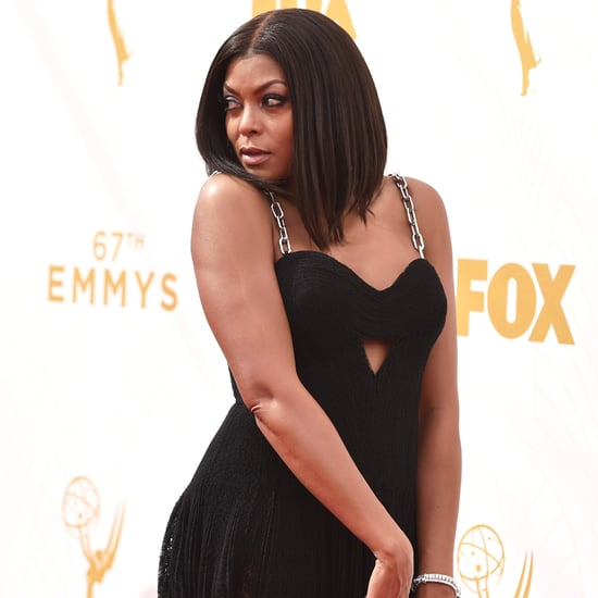 Taraji P. Henson at the Emmy Awards 2015