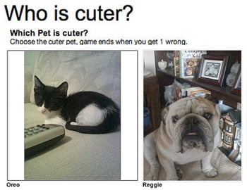 Two Little Cutie Pies, Do You Have a Fave?