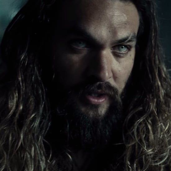 Jason Momoa in Comic-Con 2016 Justice League Trailer