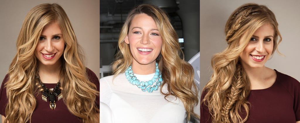DIY Blake Lively's Braids For the Ultimate Showstopping Style