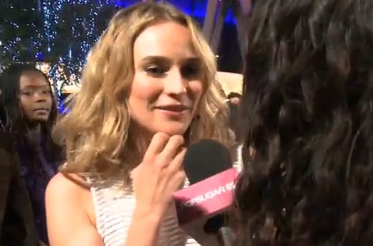 FabSugar Interviews Diane Kruger at the 2010 Peoples Choice Awards 2010-01-07 14:59:50