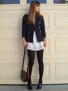 Look of the Day: Too Cool For School