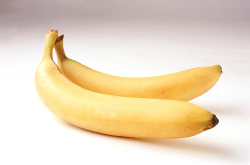 Ginger Banana Party Cake