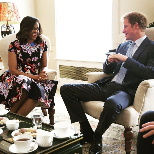michelle obama dating advice for her daughters Michelle obama, daughters arrive in africa for a trip to promote girls' education michelle obama with daughters michelle obama this was 'mom' sridevi's last advice.
