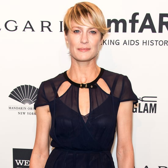 Robin Wright Talks About Her Divorce From Sean Penn