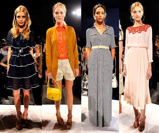 Spring 2011 New York Fashion Week: Tory Burch 2010-09-15 15:30:06