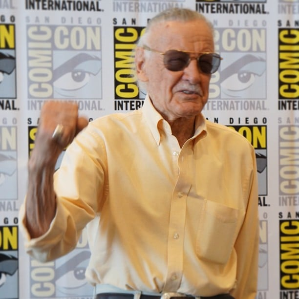 Excelsior! Stan Lee shares a Comic-Con rant and what he thinks of Ant-Man.