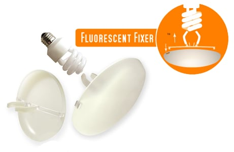 Cool Idea: Fluorescent Fixer
