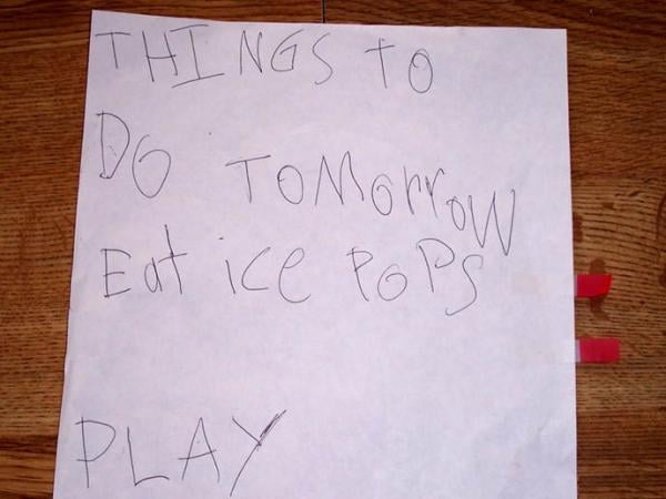 The Best To-Do List Ever