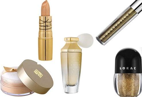 BellaSugar's Guide To Gilded Beauty Treasures