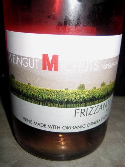 Happy Hour: Michlits Frizzante 2006 Rose Burgenland