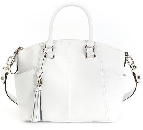 Tignanello Handbag, Sophisticate Leather Convertible Satchel