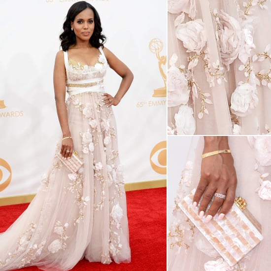 Kerry Washington Dress at Emmys 2013 | Pictures