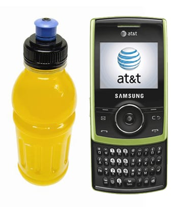 Are These Names For a Cell Phone or an Energy Drink?