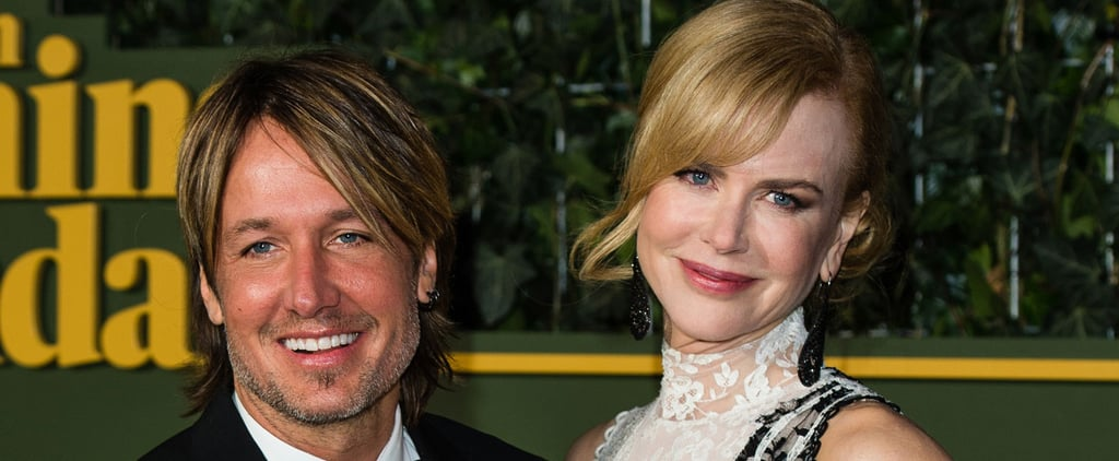 Keith Urban Celebrates His Anniversary With Nicole Kidman by FaceTiming Her on Stage