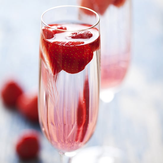 Hollywood Inspired Cocktails With Champagne