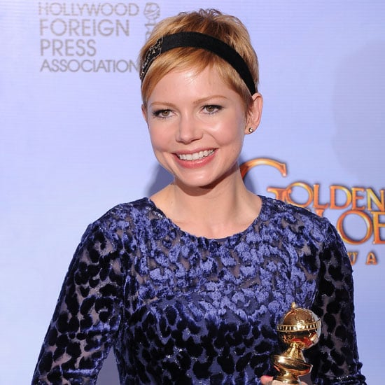 Michelle Williams Golden Globes Press Room Quotes