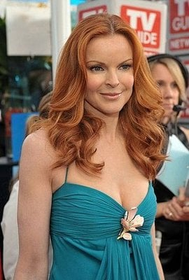 Love It or Hate It? Marcia Cross's SAG Look