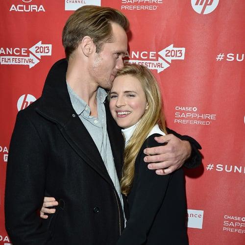 Alexander Skarsgard at The East Premiere in Sundance Photos