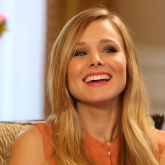 Kristen Bell Interview on Sloths, Dax Shepard, Gossip Girl