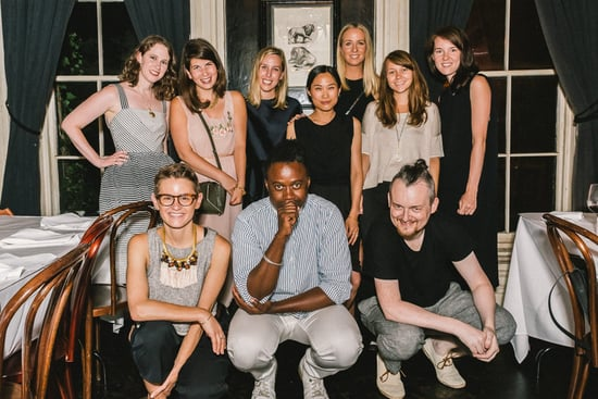 Inside the Racked Young Guns 2014 Celebratory Dinner