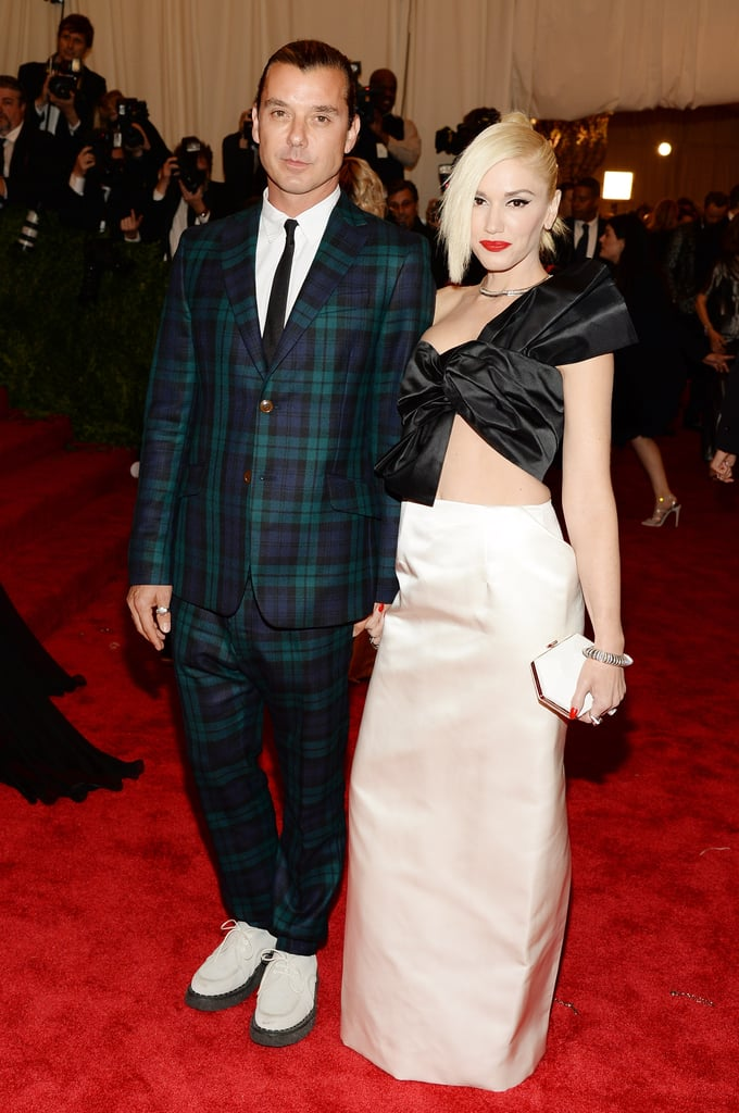 The duo held hands on the Met Gala red carpet in NYC in May 2013.