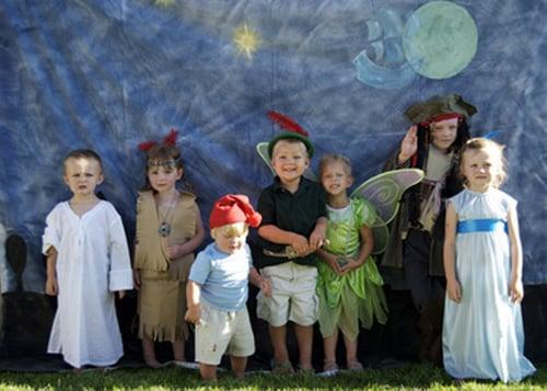 Peter Pan Birthday Party Theme