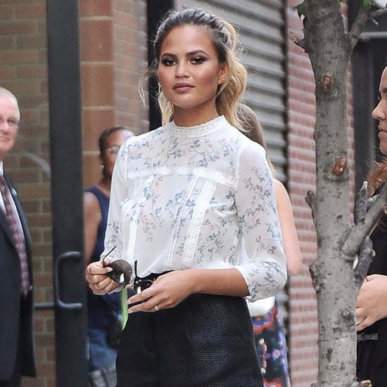 Chrissy Teigen's Shoes