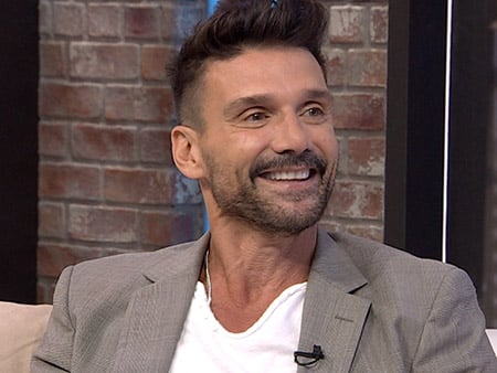 WATCH: Guess Which Disney Movie Made Frank Grillo Cry