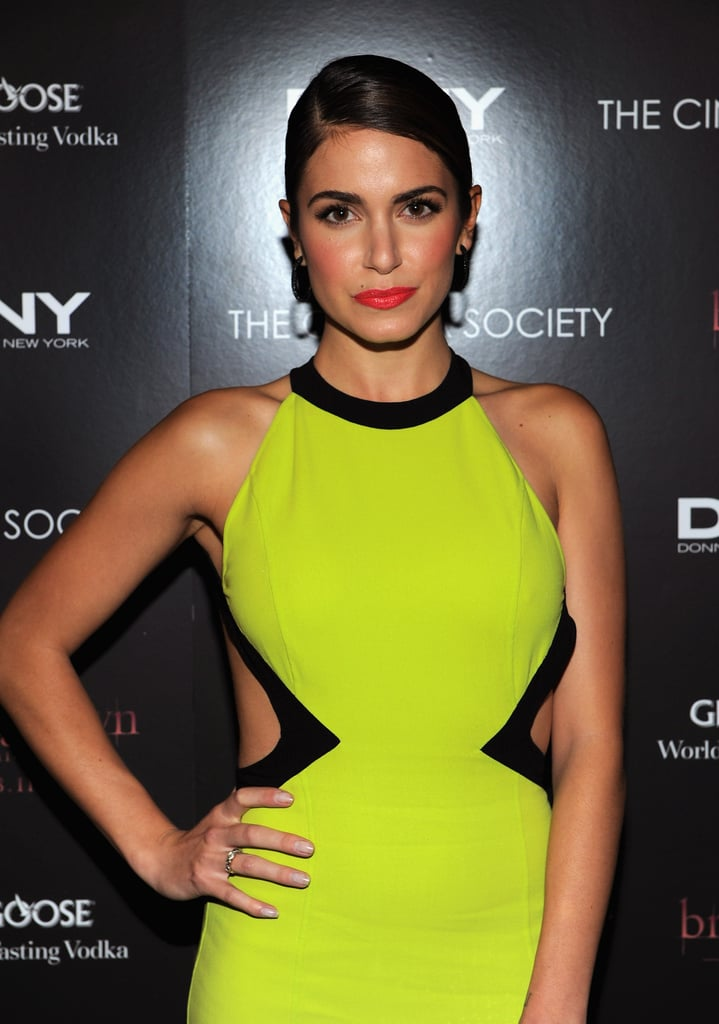 Ashley Greene and Nikki Reed Bring Breaking Dawn to NYC With Peter Facinelli