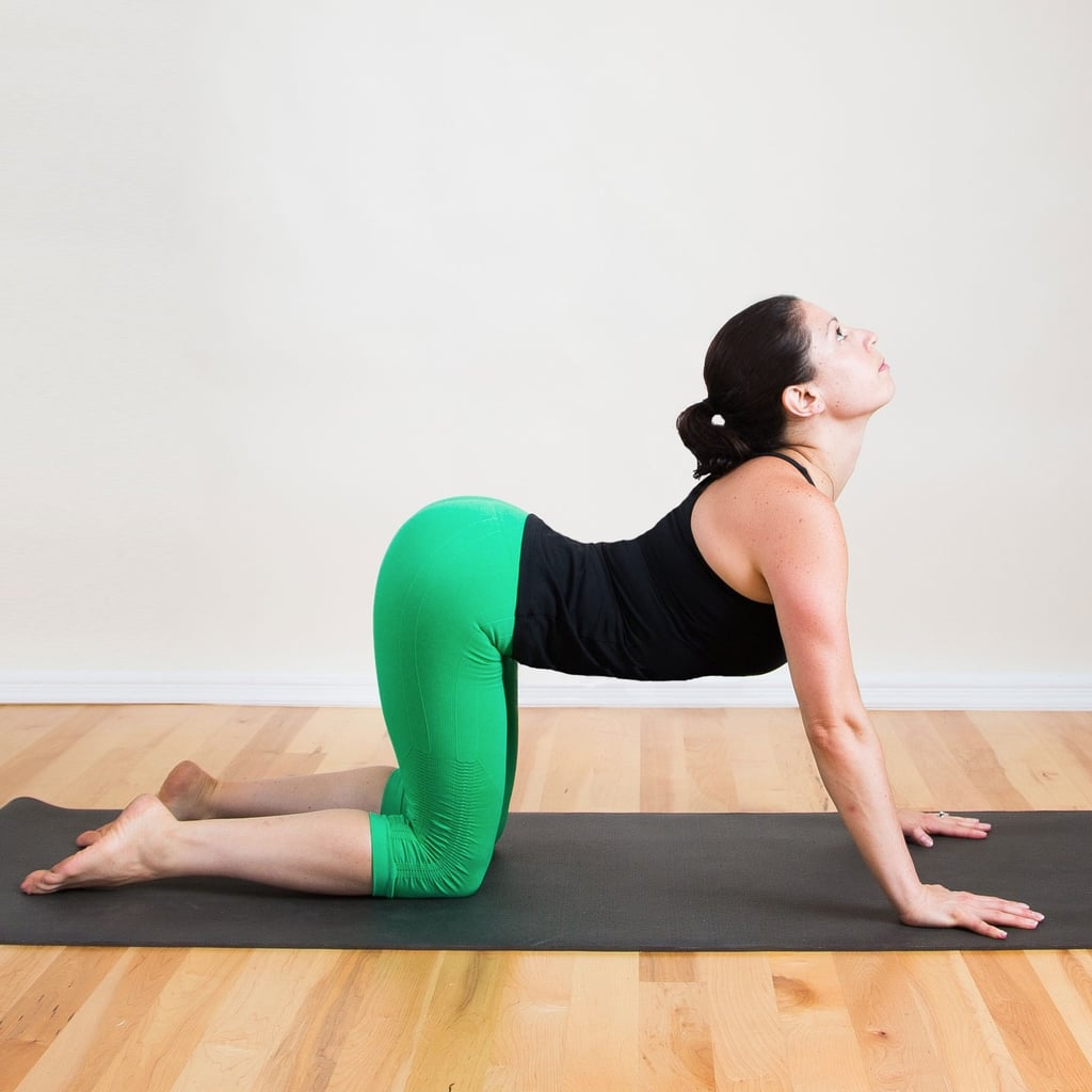 Yoga Sequence to Relieve Lower Back Pain | POPSUGAR Fitness