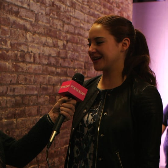 Shailene Woodley Interview at New York Fashion Week | Video