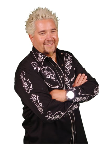 Guy Fieri: He's Off the Hook